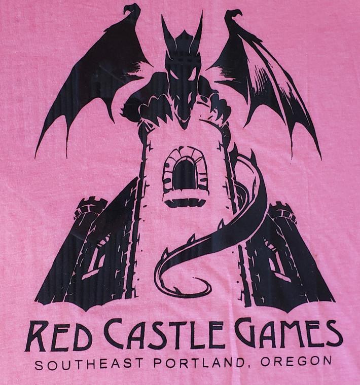 RCG Dragon T-Shirt Pink w/ Black