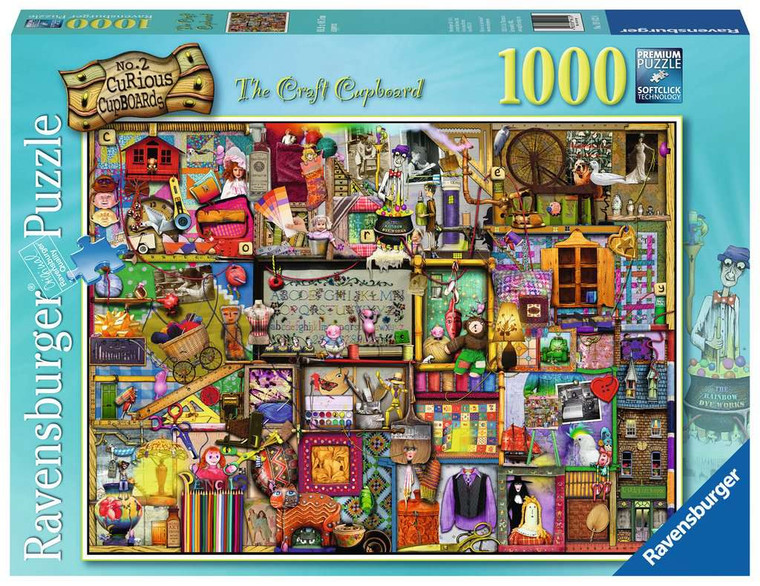 1000 Pc The Craft Cupboard