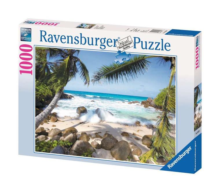 1000 Pc Seychelles: Seaside Beauty