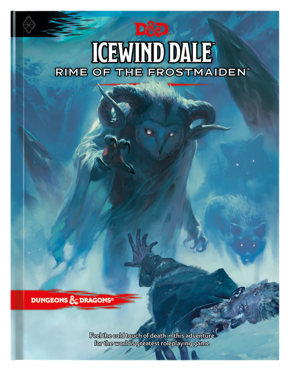 D&D 5E Icewind Dale Rime of the Frostmaiden