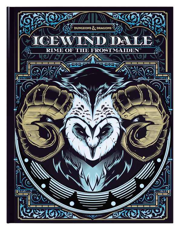D&D 5E Icewind Dale Rime of the Frostmaiden Limited Edition