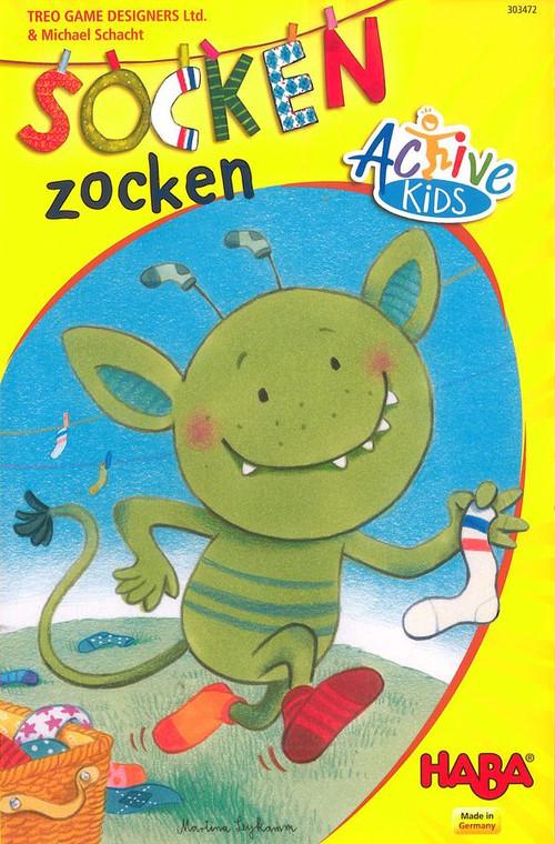 Socken Zocken Active Kids