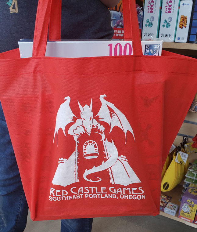 Red Castle Games Tote