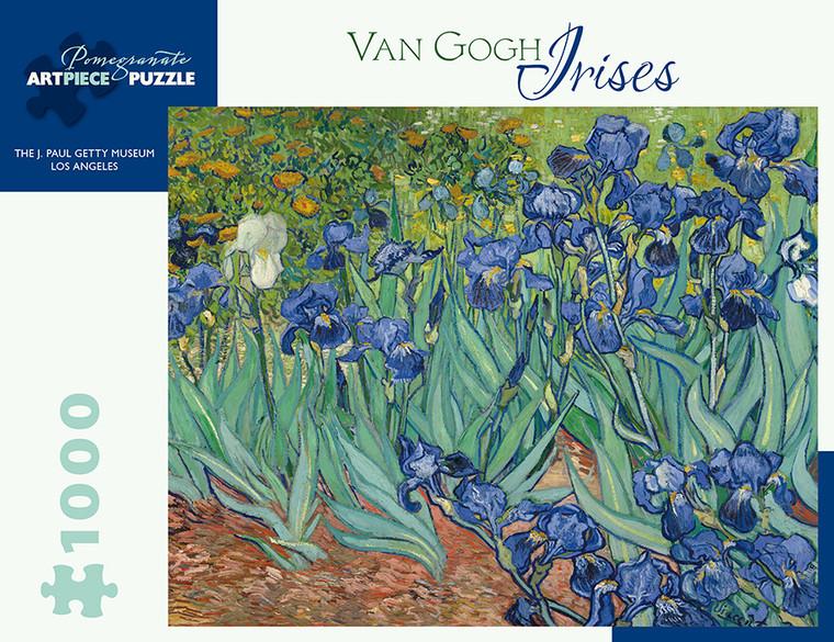 1000 Pc Van Gogh, Vincent: Irises