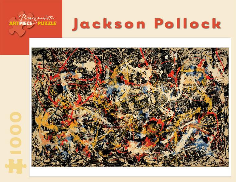 1000 Pc Pollock, Jackson: Convergence