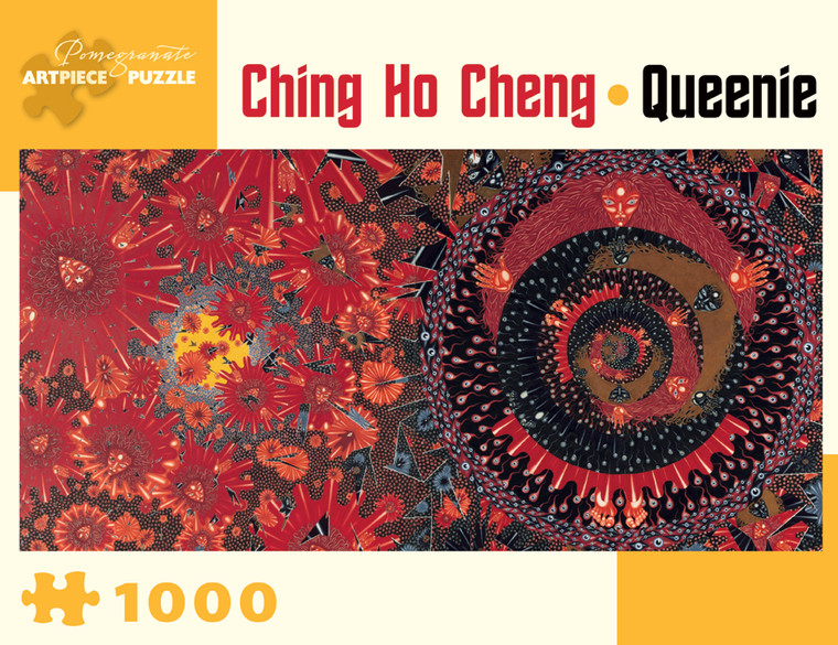 1000 Pc Ching Ho Cheng: Queenie