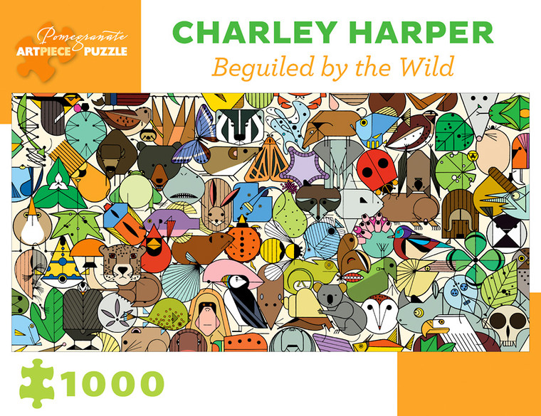 1000 Pc Harper, Charley: Beguiled by Wild