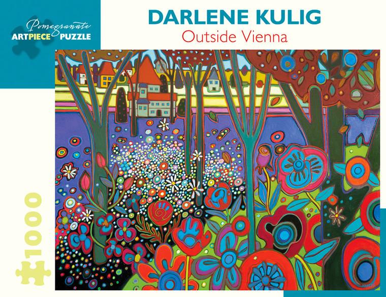 1000 Pc Kulig, Darlene: Outside Vienna