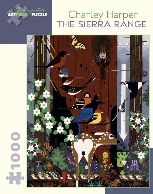 1000 Pc Harper, Charley: The Sierra Range