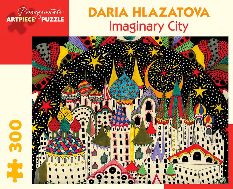 300 Pc Hlazatova, Daria: Imaginary City
