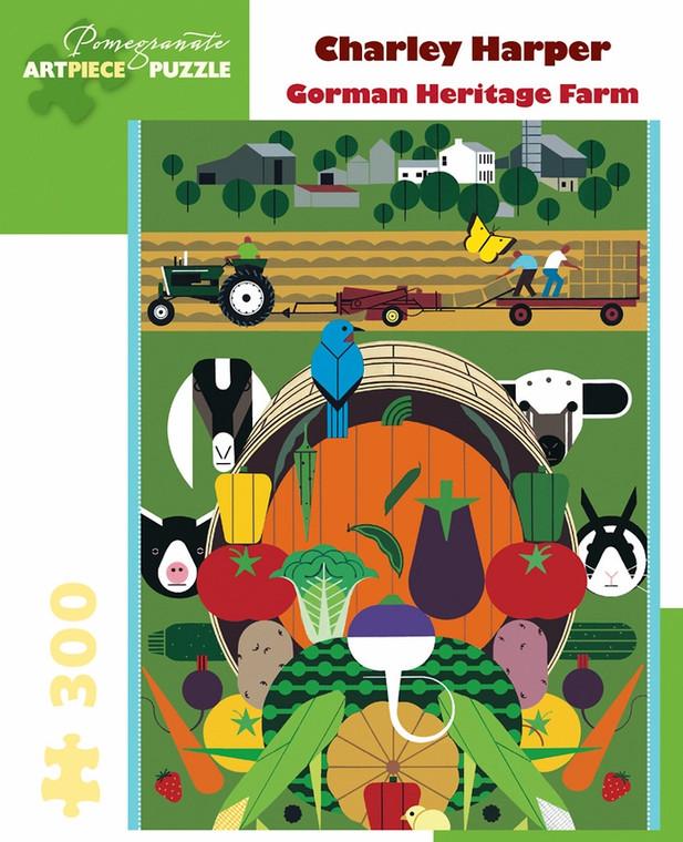300 Pc Harper, Charley: Gorman Heritage Farm