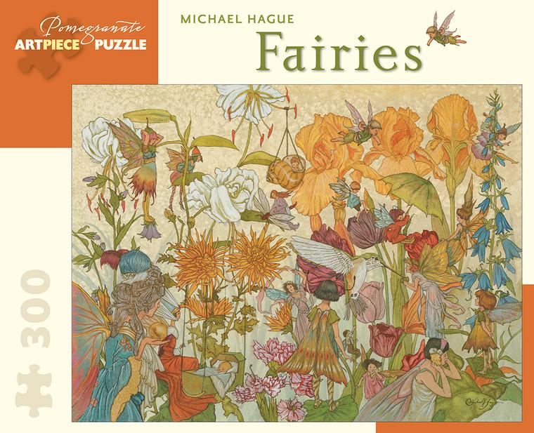 300 pc Hague, Michael: Fairies