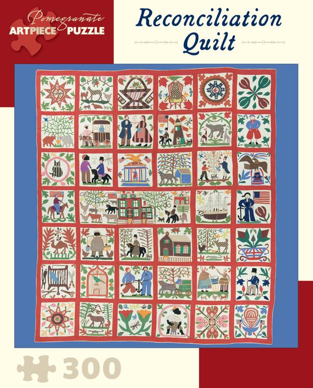 300 pc Reconciliation Quilt