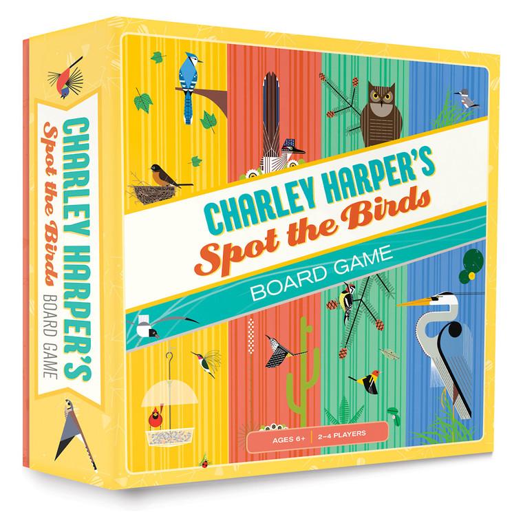 Charley Harper's Spot the Birds