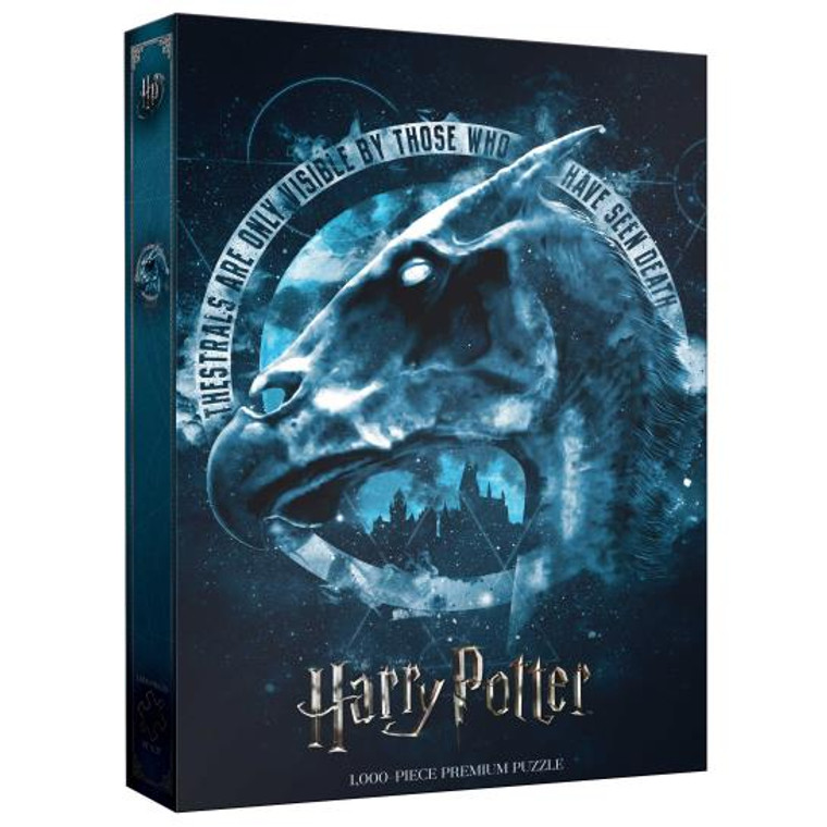 1000 Pc Harry Potter Thestral Puzzle