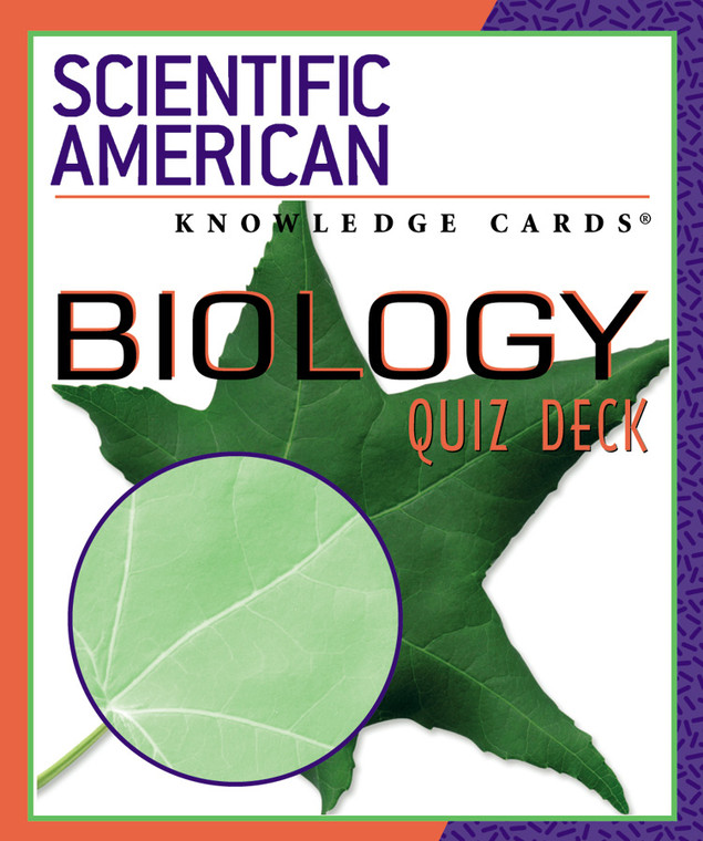 Knowledge Cards Biology