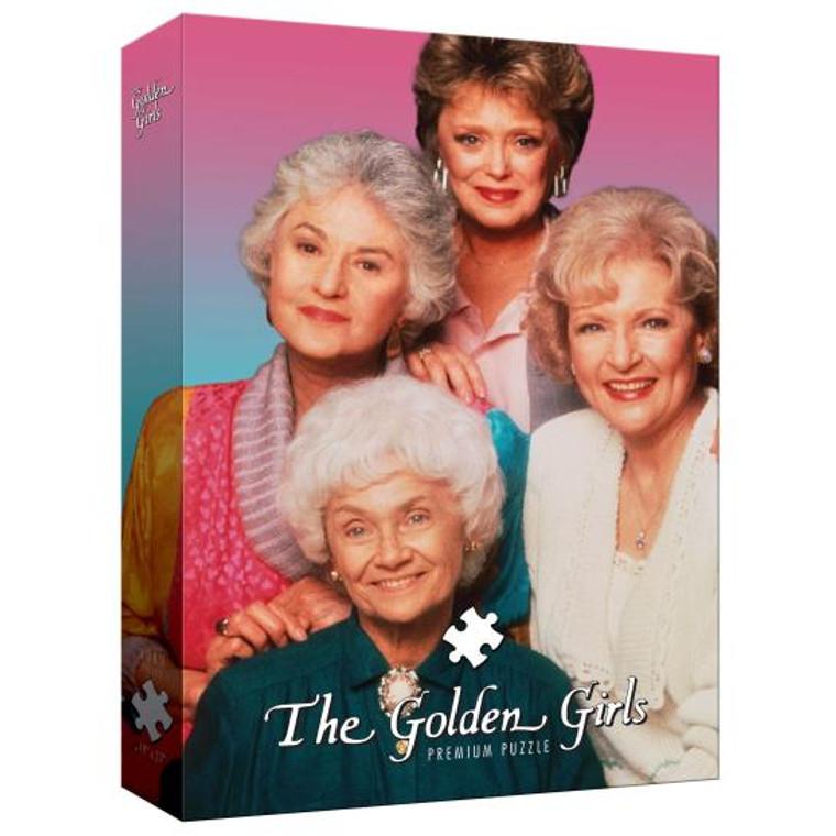 1000 Pc Golden Girls Puzzle