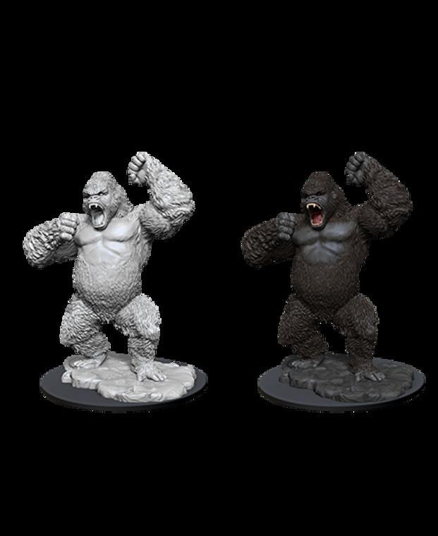 Unpainted NPC Ape, Giant Ape NM 90090