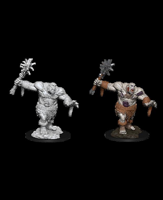 Unpainted NPC Zombie, Ogre Zombie NM 90088