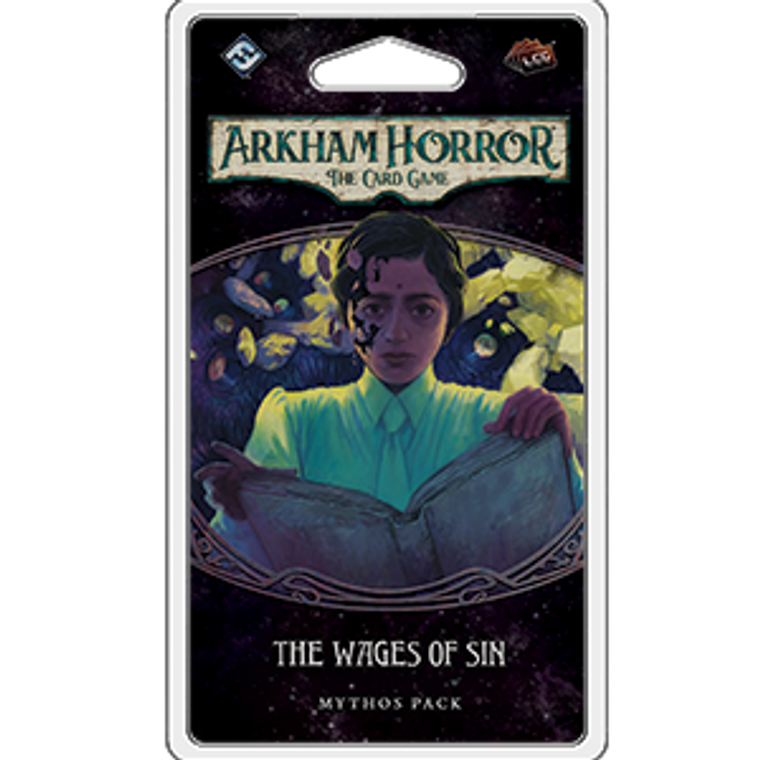 Arkham LCG The Wages of Sin Mythos Pack