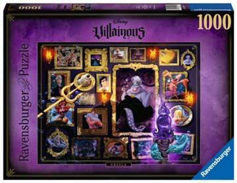1000 Pc Villainous: Ursula