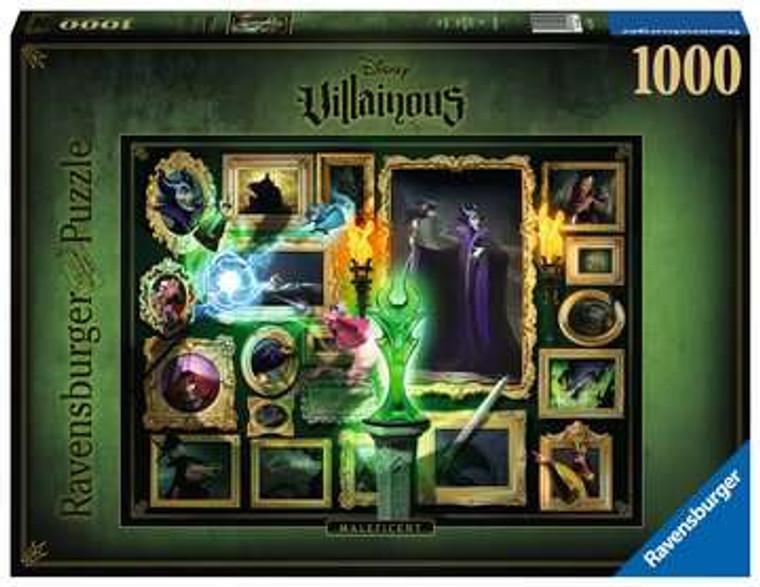 1000 Pc Villainous: Maleficent