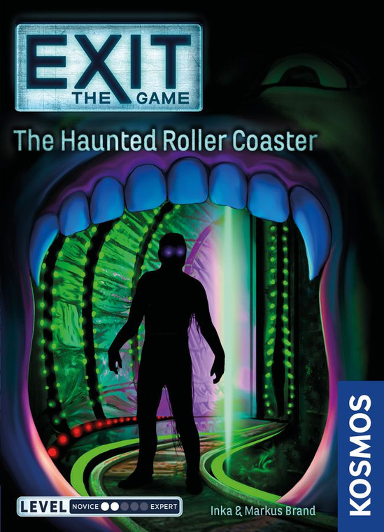 Exit The Haunted Rollercoaster
