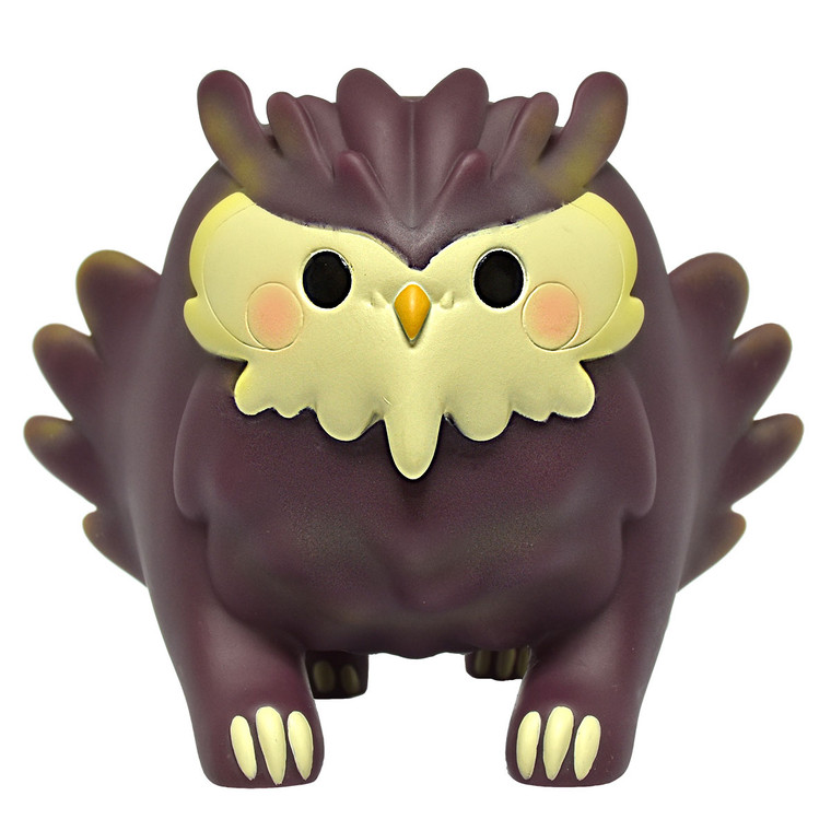 D&D Figures of Adorable Power Owlbear