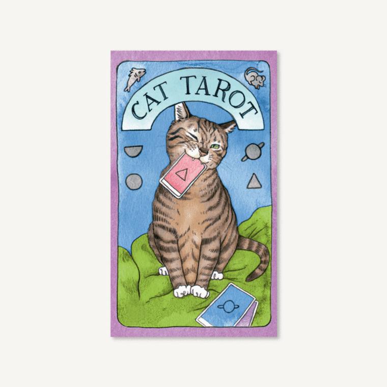 Tarot Cat Tarot