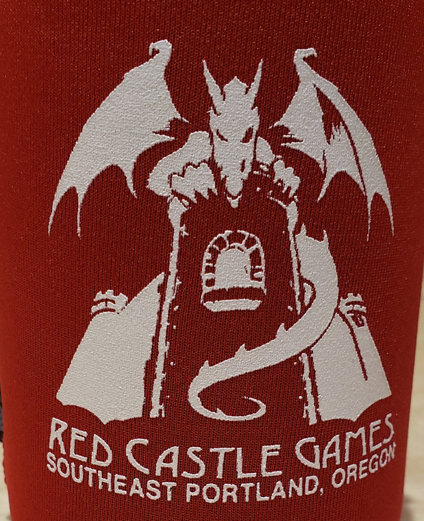 RCG Can Koozie