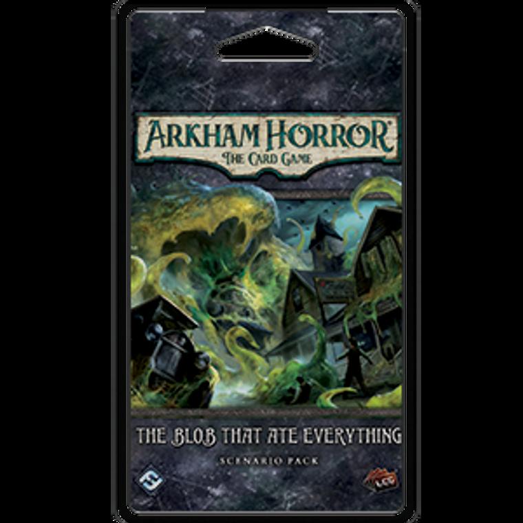 Arkham LCG The Blob That Ate Everything Scenario Pack