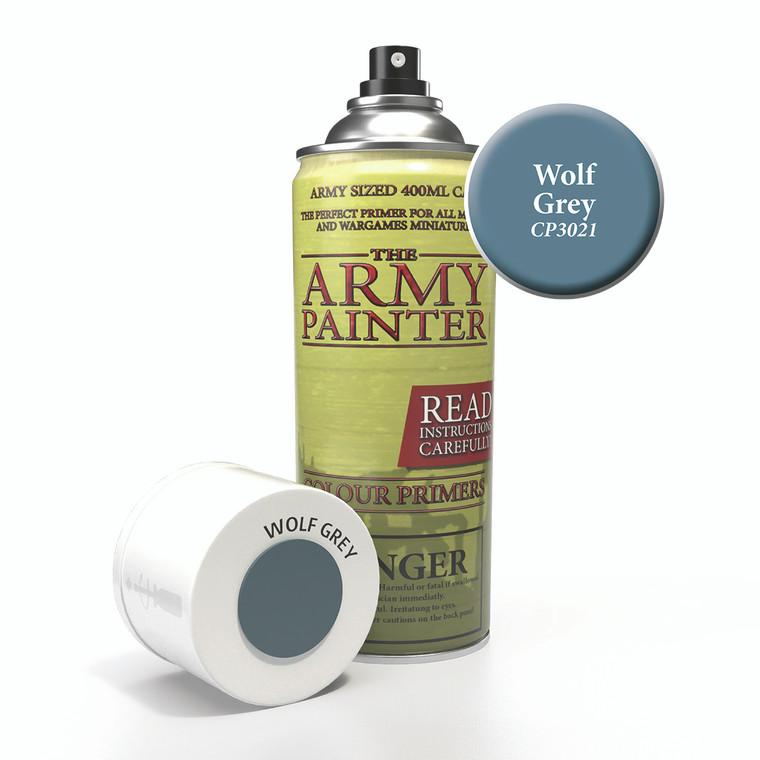 Army Painter Spray Primer Wolf Grey