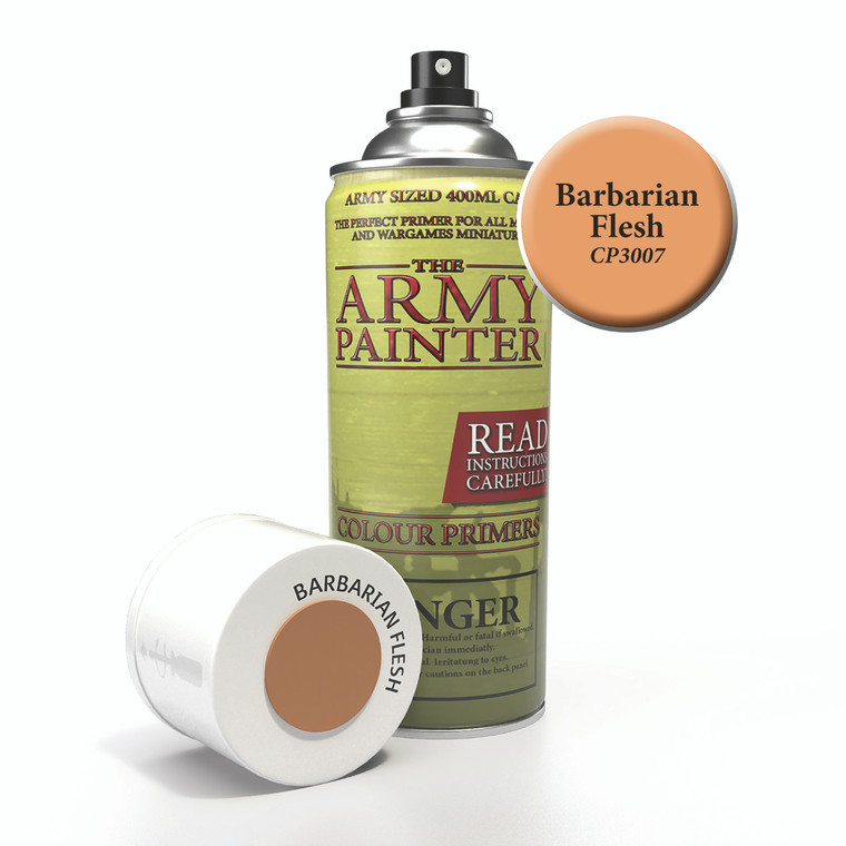 Army Painter Spray Primer Barbarian Flesh