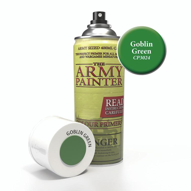 Army Painter Spray Primer Goblin Green