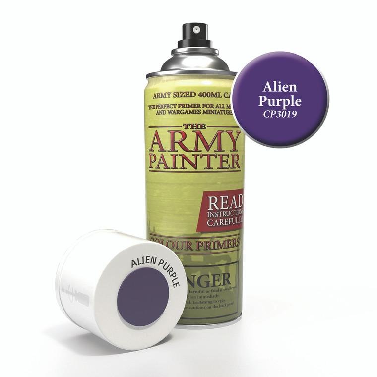Army Painter Spray Primer Alien Purple