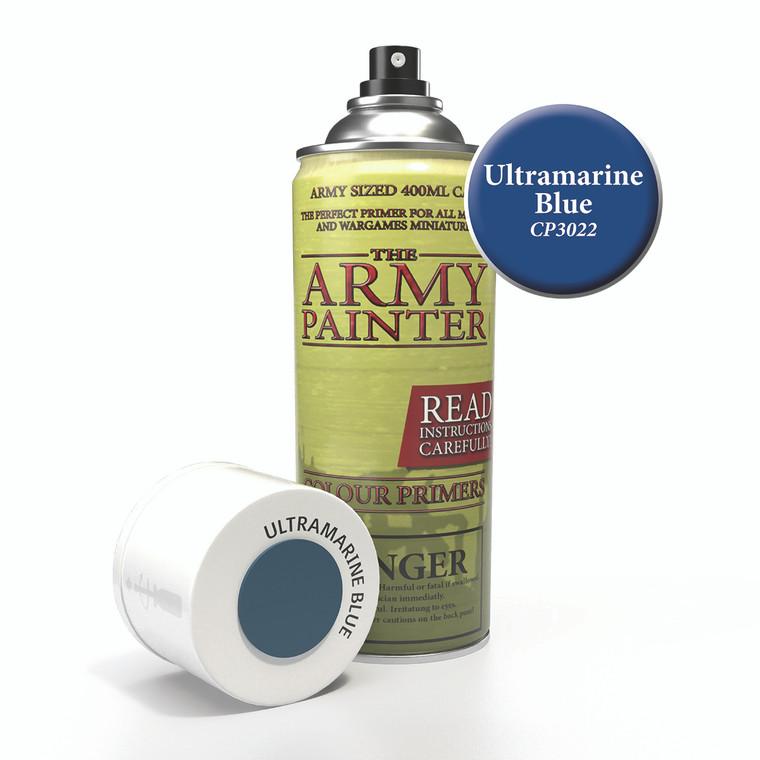 Army Painter Spray Primer Ultramarine Blue