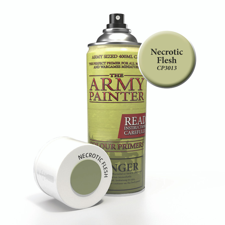 Army Painter Spray Primer Necrotic Flesh