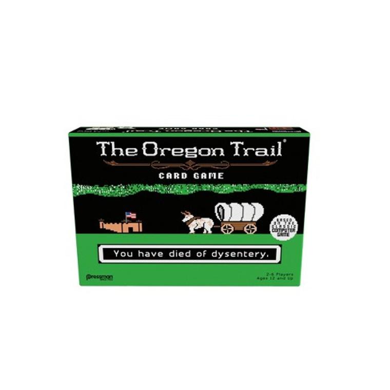 Oregon Trail Card Game
