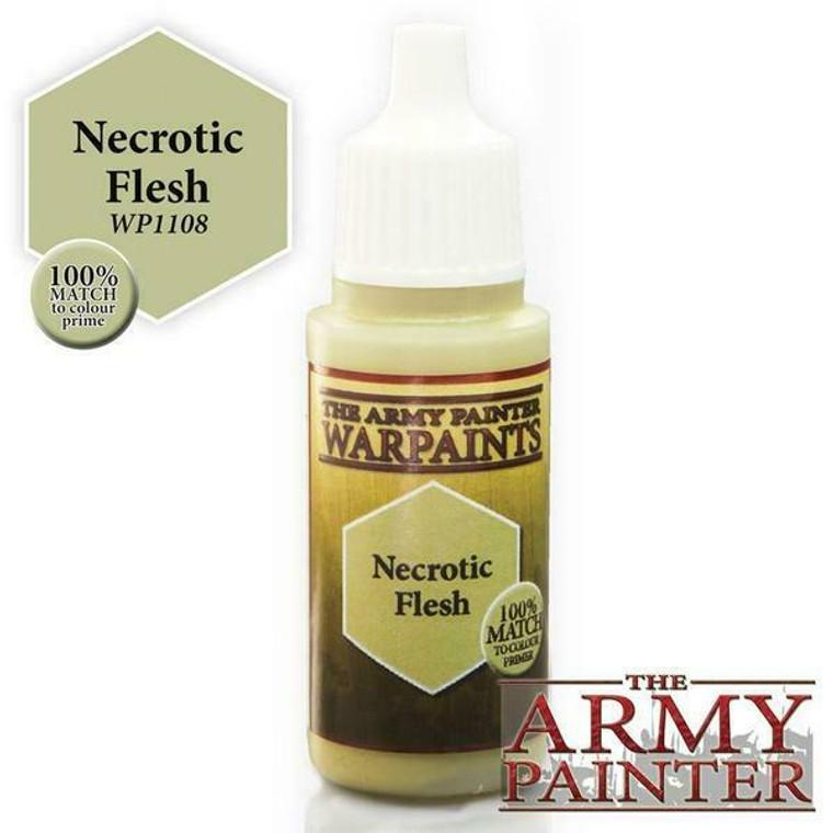 Army Painter Warpaint Necrotic Flesh 1108