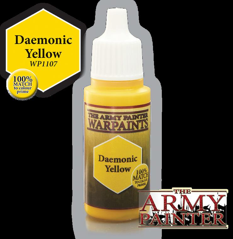 Army Painter Warpaint Daemonic Yellow 1107