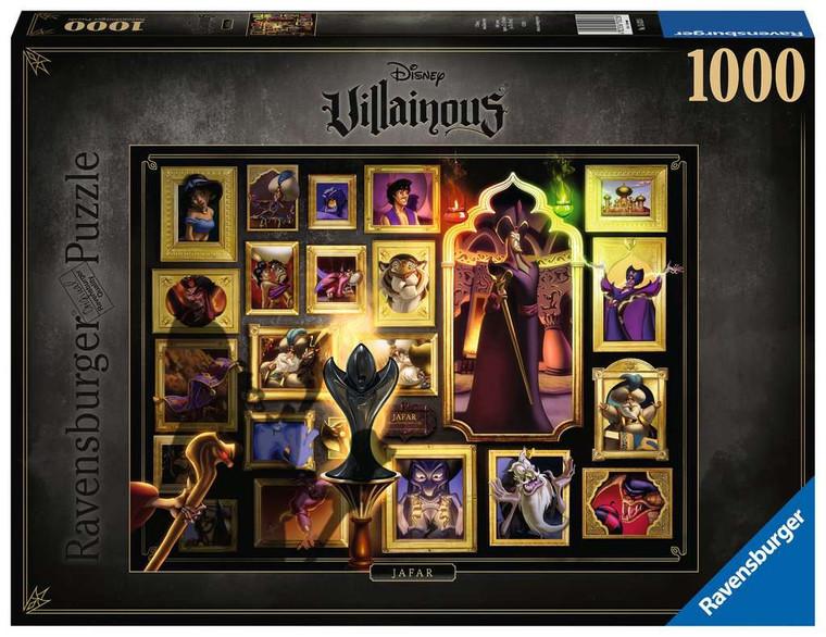 1000 Pc Villainous: Jafar