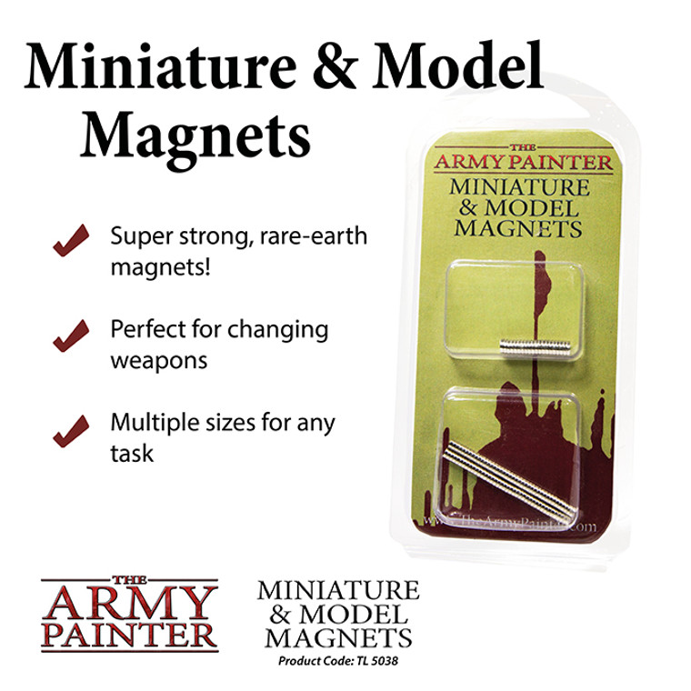 Army Painter Tools Miniature & Model Magnets