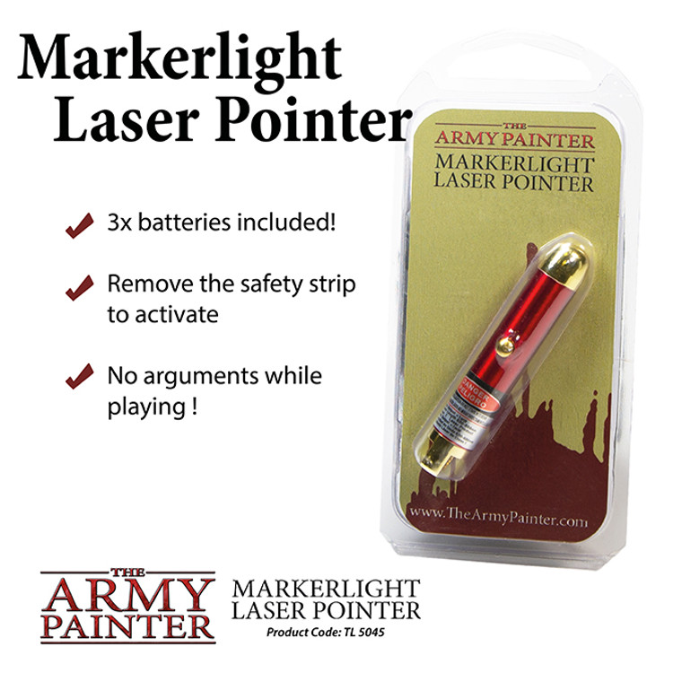 Army Painter Tools Markerlight Laserpointer