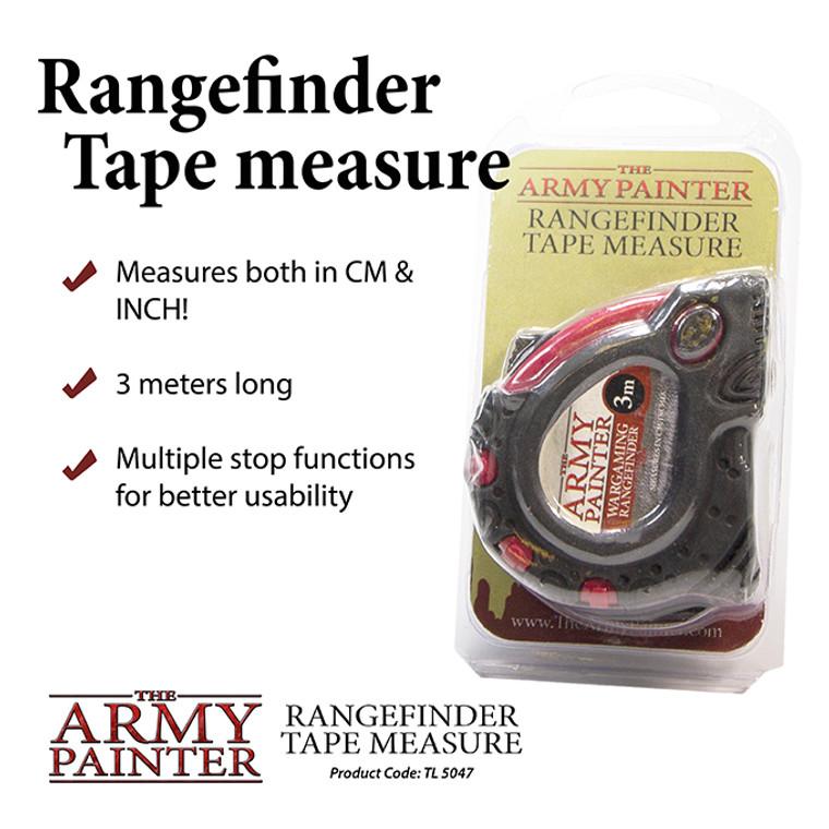 Army Painter Tools Rangefinder Tape Measure