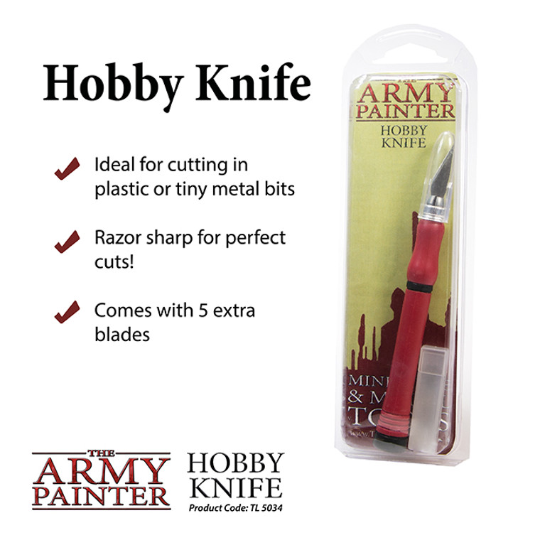 Army Painter Tools Hobby Knife