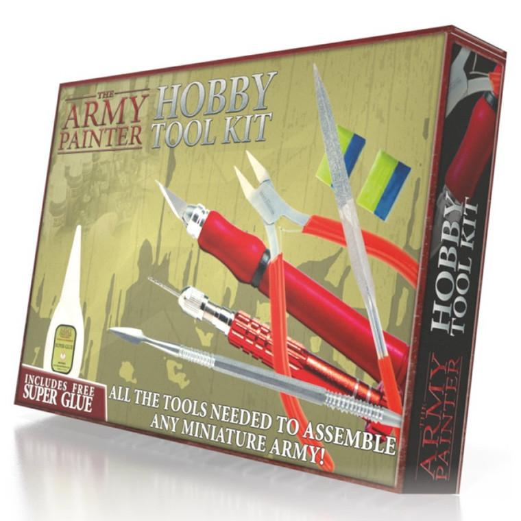 Army Painter Hobby Tool Kit