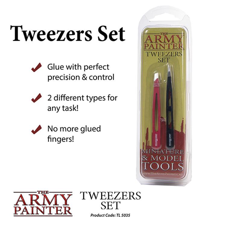 Army Painter Tools Tweezers Set