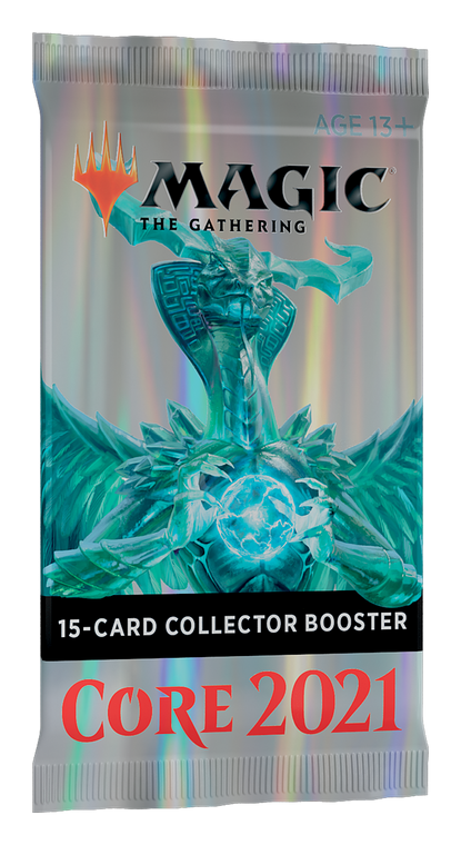 Core Set 2021 Collector's Booster Pack