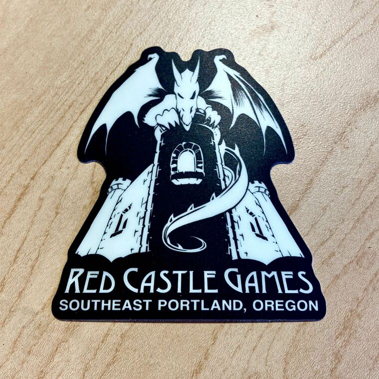 RCG Dragon Sticker