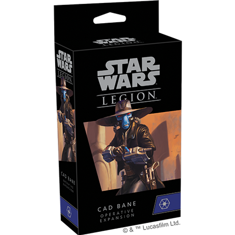 SWL Cad Bane Operative Expansion Star Wars Legion